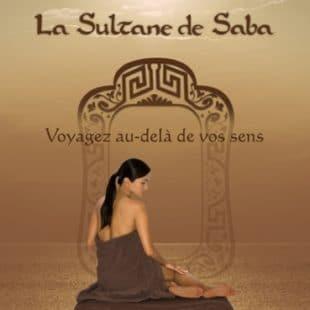 Détente à l'orientale sultane de saba
