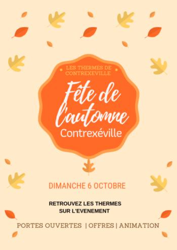 fête-de-l'automne-contrexéville